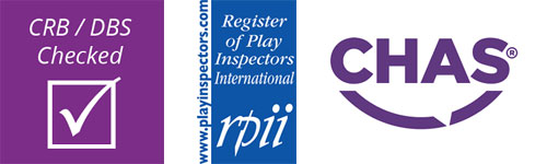 CRB / DBS Checked, Register of Play Inspectors International (RPII), CHAS