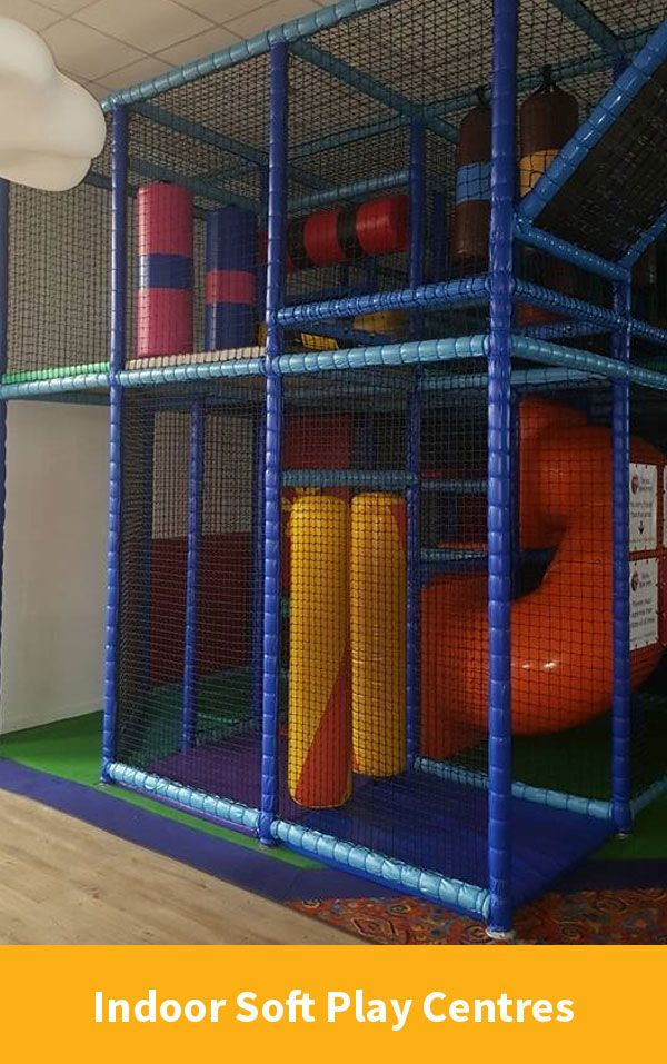 Indoor soft play centre