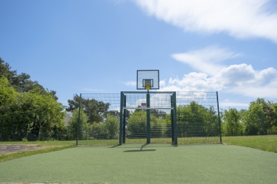 All weather carpet and sports courts