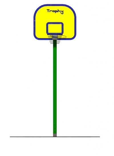 Basket ball post