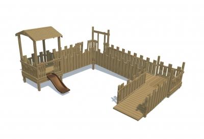 Woodland Tower Unit