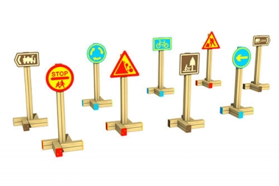 Playtown Sign Pack