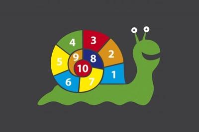 Snail 1-10 Marking