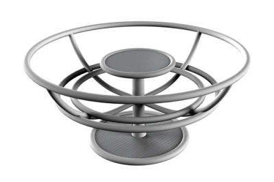 Spinner with Seating