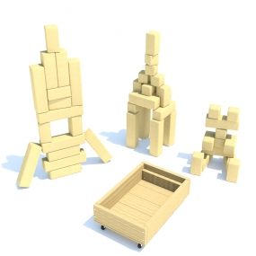 Mini Cork blocks