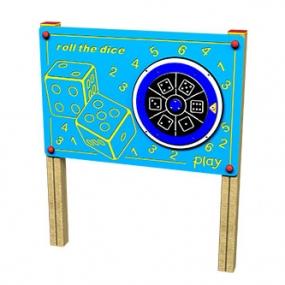 Dice Play Panel