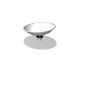 Spinning Dish
