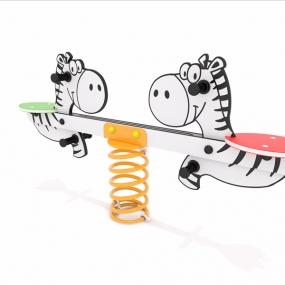 Double Zebra Springy