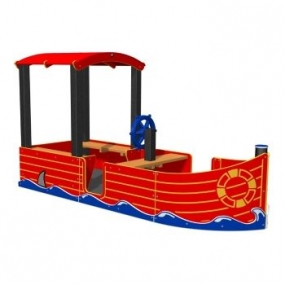 Early years pirate ship
